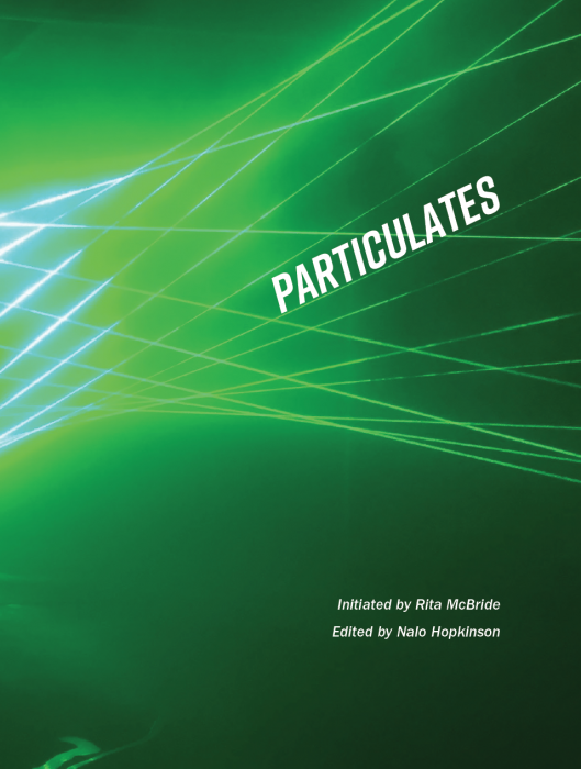 Particulates Book Image