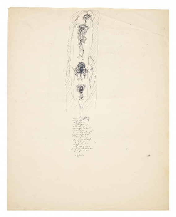 Palermo, Untitled, c. 1962