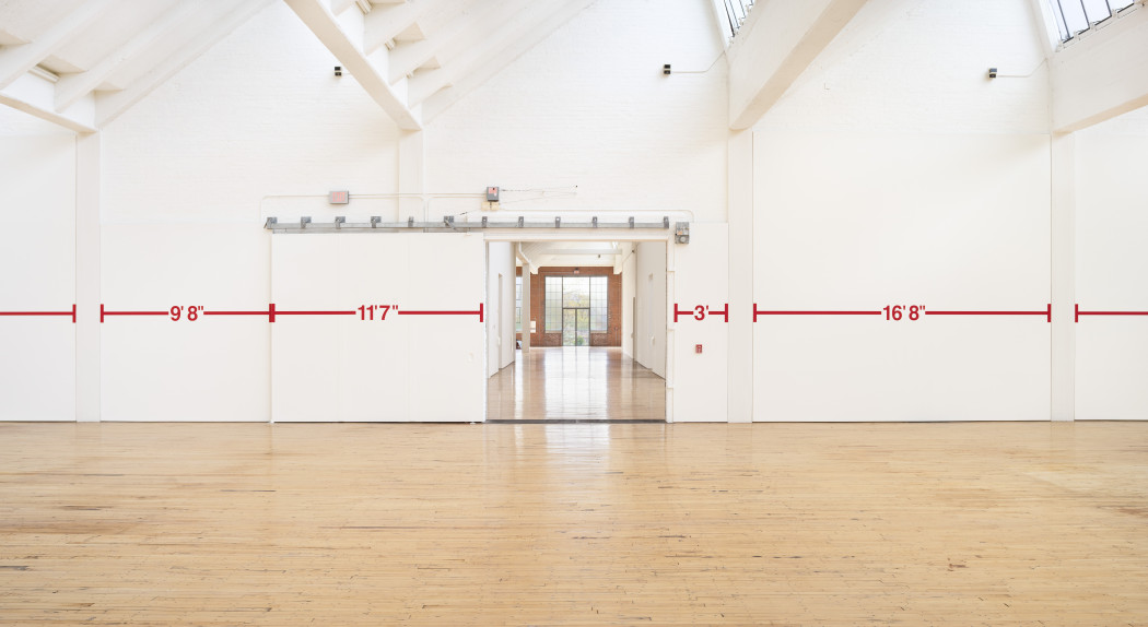 Bochner, Measurement Room 1969/2019