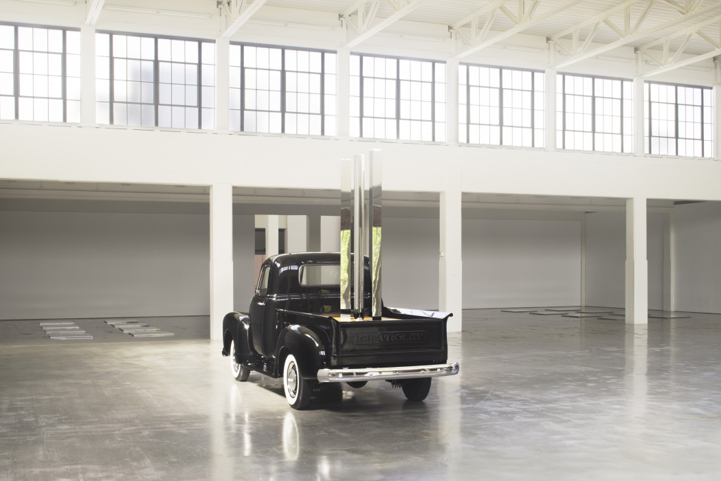 DEM_Truck Trilogy, 2011-17 installation view