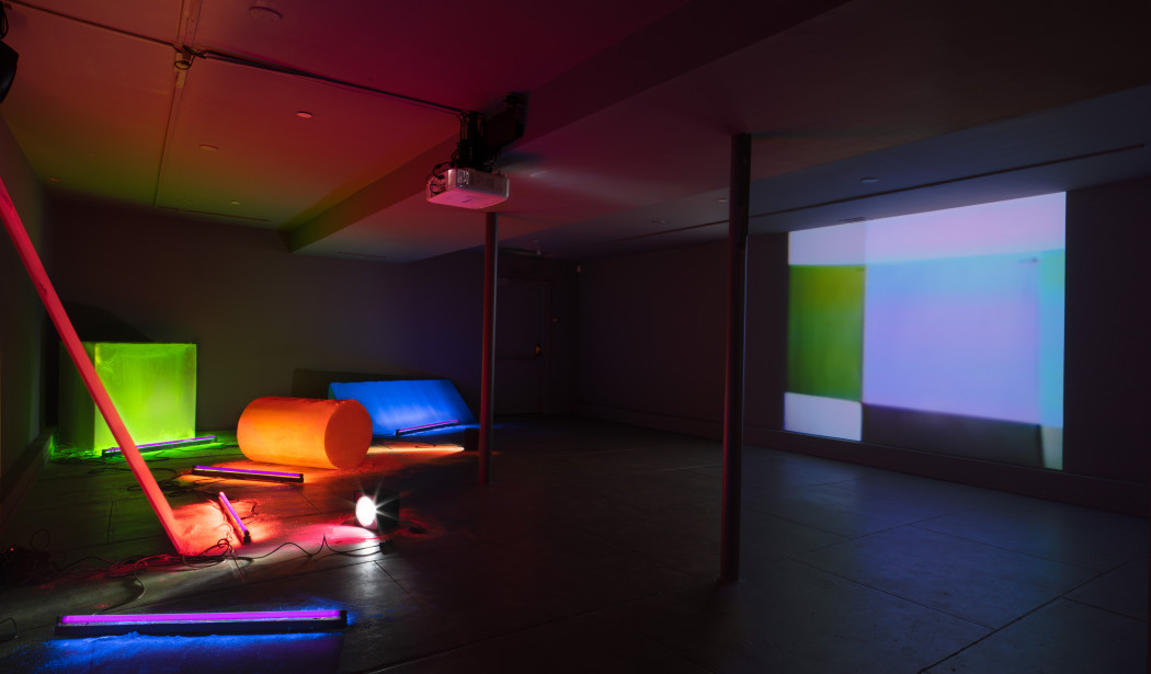 Sonnier, installation view, 2018