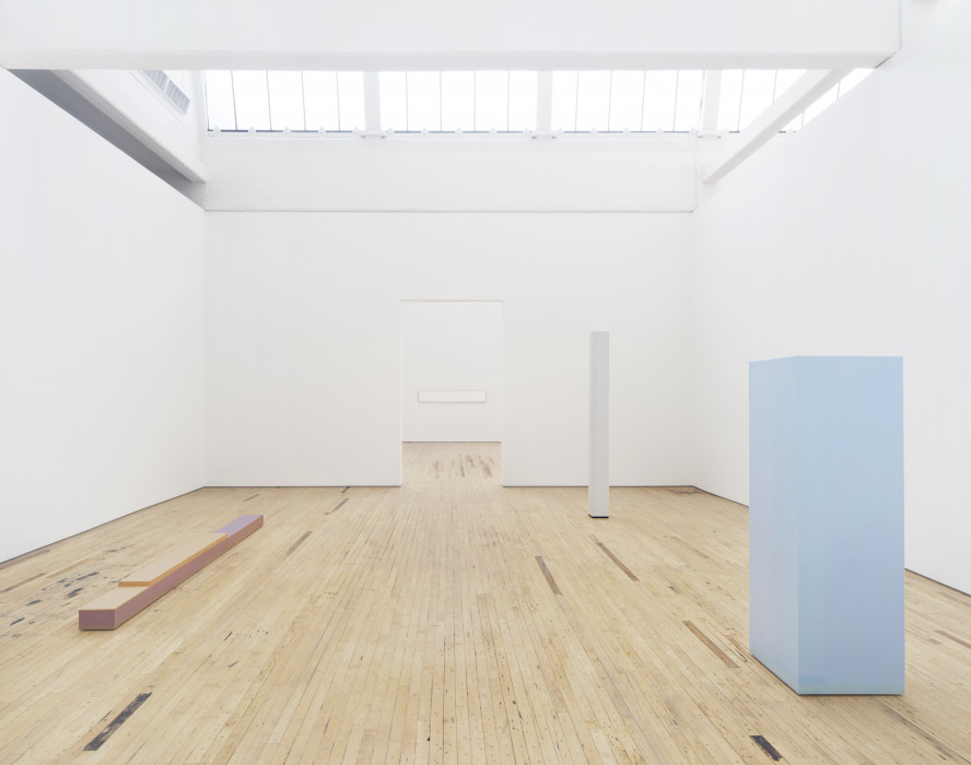 Anne Truitt | Exhibitions & Projects | Program | Dia