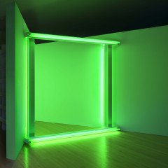 flavin-Untitled-to-Katharina-and-Christoph,-1966-71-Cathy-Carver