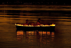 Robert Whitman, Passport