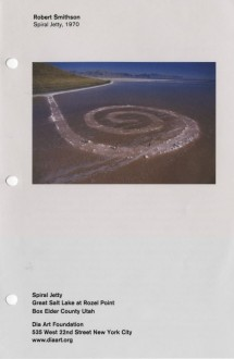 robert smithson spiral jetty pdf