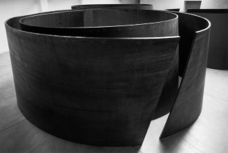 SER_Double Torqued Ellipse, 1997, Dirk Reinartz