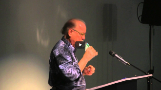 Bruce Andrews and Nada Gordon Video from Readings in Contemporary Poetry