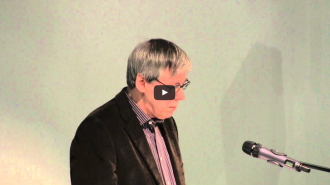 David Trinidad and Joanna Fuhrman Video from Readings in Contemporary Poetry