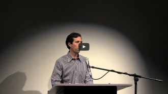 Geoffrey Young and Jack Kimball Video from Readings in Contemporary Poetry