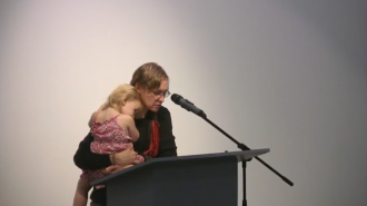 Rae Armantrout and Lisa Jarnot Video from Readings in Contemporary Poetry